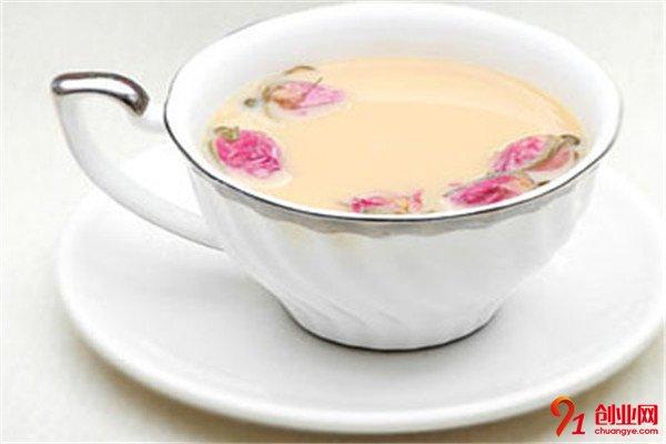 不二奶茶加盟品牌介绍