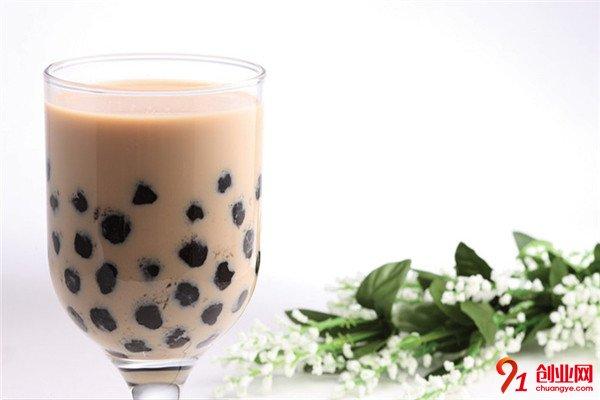 胜司奶茶加盟品牌介绍