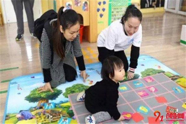 脑立方幼儿教育加盟条件