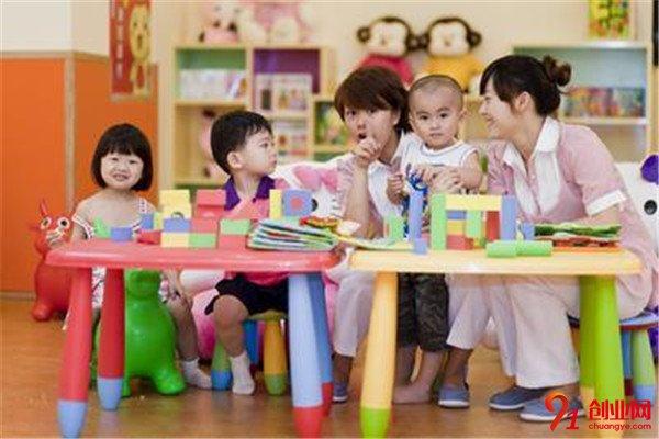 脑立方幼儿教育加盟流程