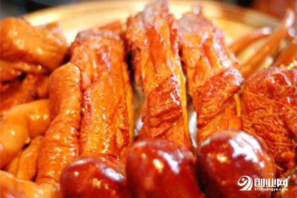 香宇食品加盟条件