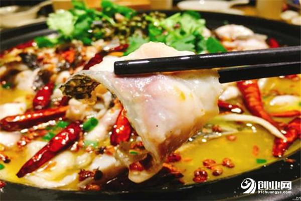 小鱼悦酸菜鱼加盟