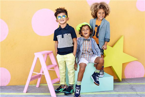 桑得妮品牌童装加盟代理详细信息