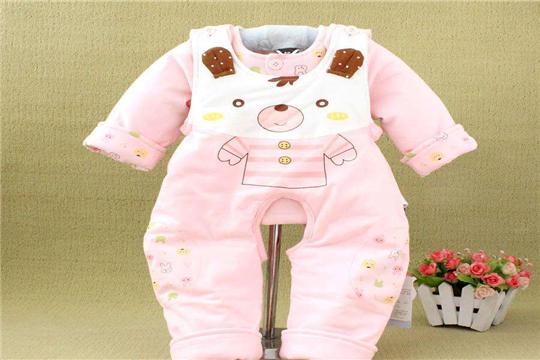 小米米婴儿服装加盟代理商品