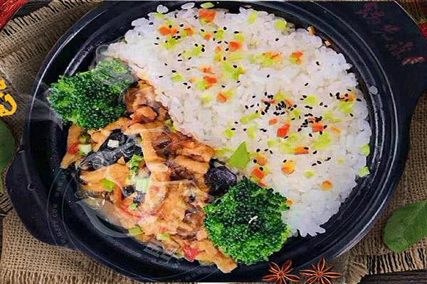 米恋铁板炒饭