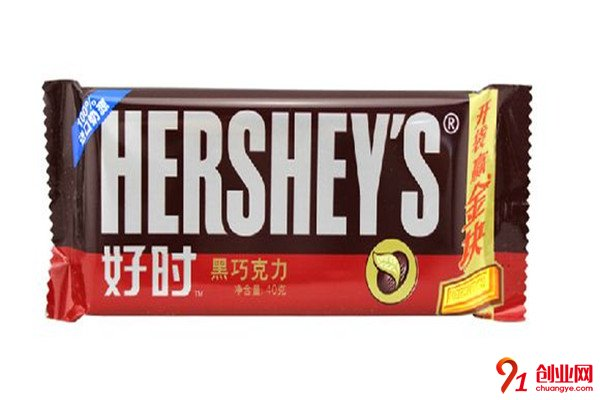 好时巧克力加盟品牌介绍