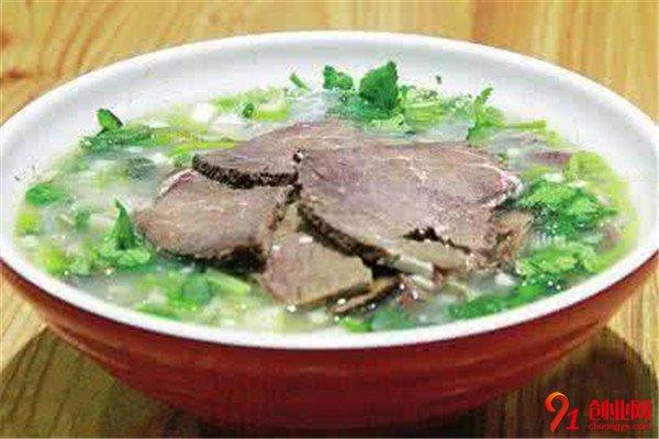 马记牛肉汤加盟流程