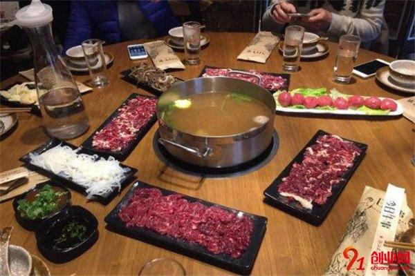 今日牛事潮汕鲜牛肉火锅加盟条件