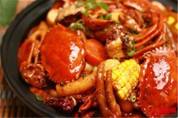 蟹解元肉蟹煲加盟条件