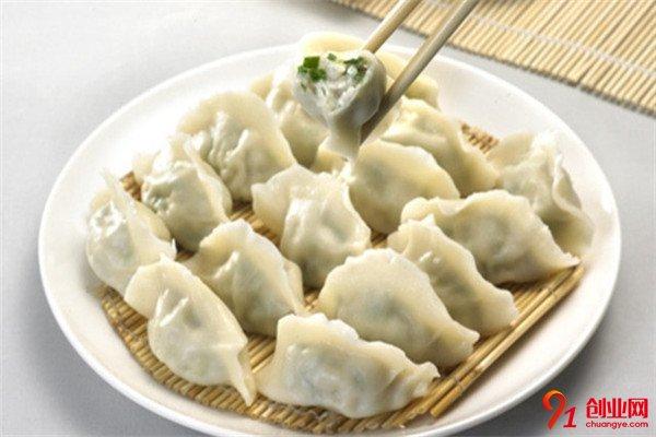 福来妻水饺加盟流程