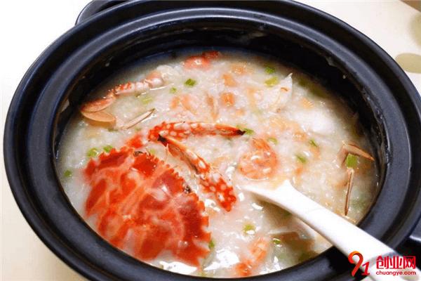 潮式砂锅粥加盟条件