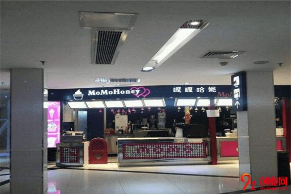 嚒嚒哈妮冰淇淋加盟品牌介绍