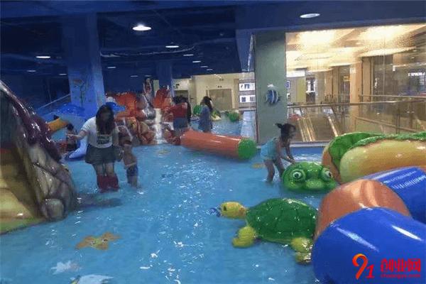 妈贝爱儿童戏水乐园加盟品牌介绍