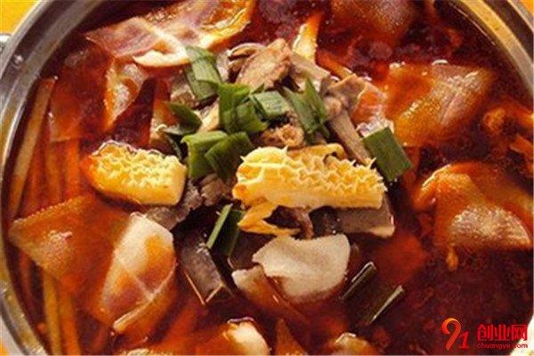 仙谷记原汤压锅菜加盟品牌介绍