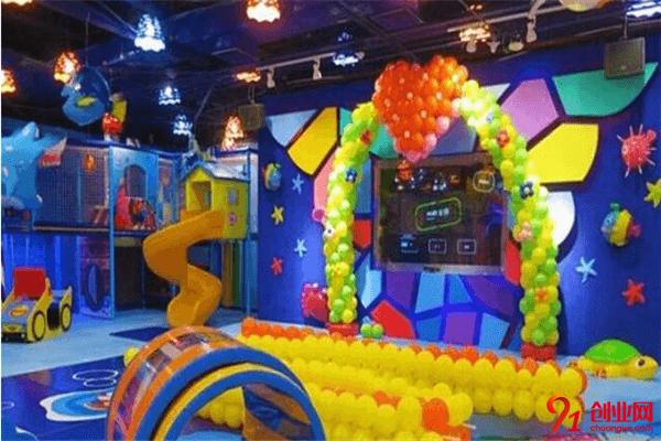 奔跑吧儿童乐园加盟流程
