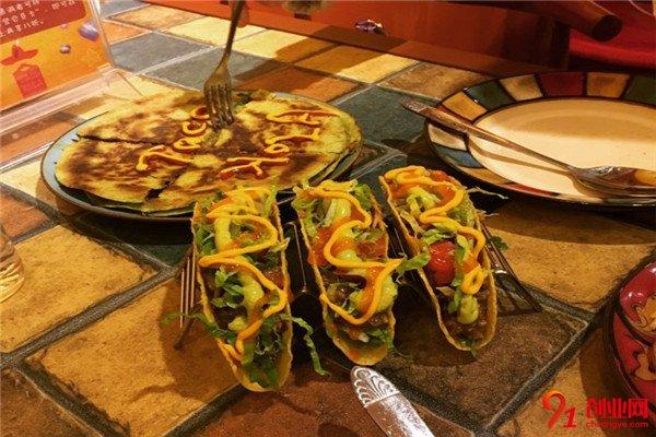 塔可墨西哥餐厅加盟品牌介绍