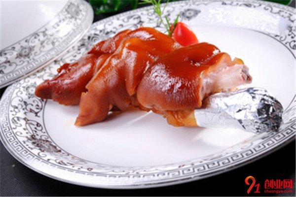 秦氏酱猪手加盟流程