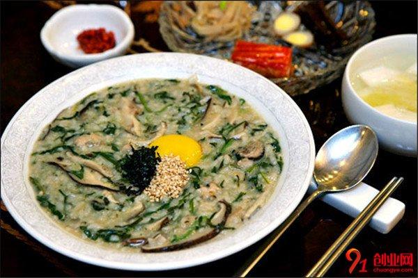 大粥锅粥店加盟条件