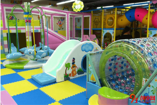 开心哈乐儿童乐园加盟条件