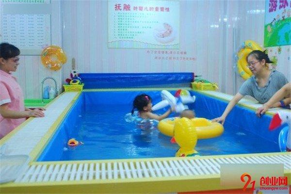 邻家儿女婴儿游泳馆加盟流程