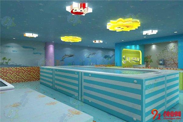 吉姆考拉婴儿游泳馆加盟品牌介绍