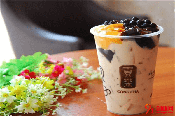 贡茶加盟品牌介绍