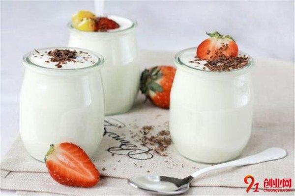 奶牛侠酸奶加盟品牌介绍