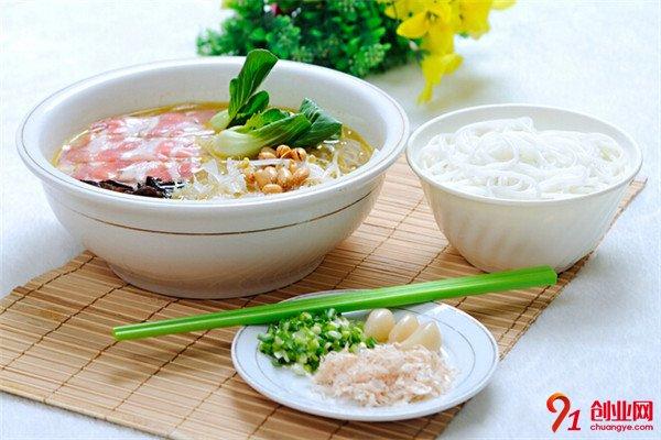 鱼线牵老坛酸菜鱼米线加盟流程