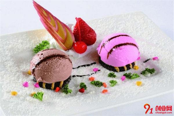 G9分子冰淇淋加盟品牌介绍