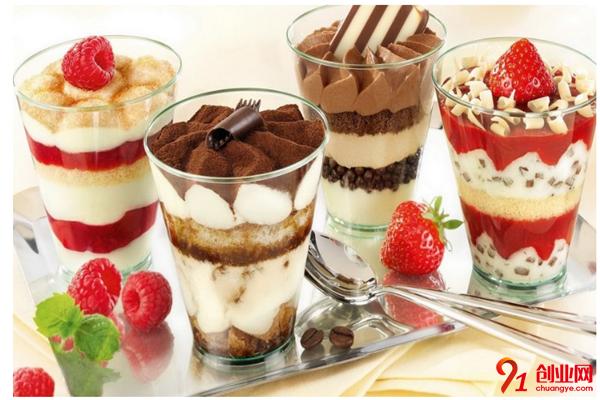 冰之韵冰淇淋加盟条件