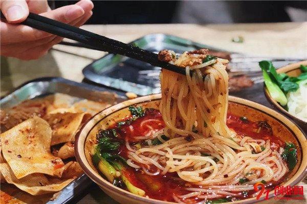 香寨米粉加盟条件