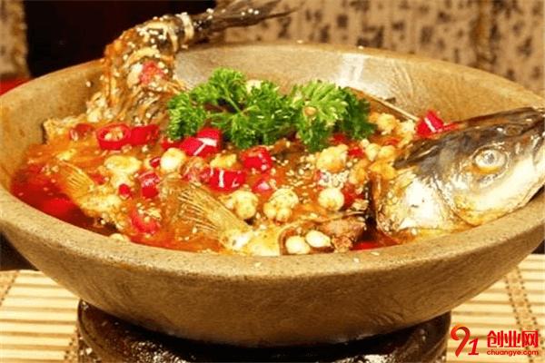 咕噜石锅鱼加盟品牌介绍