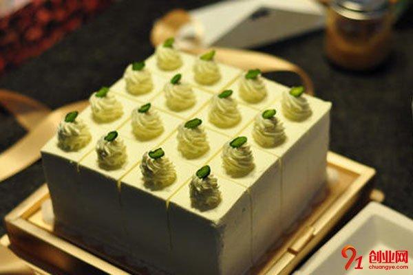果立方蛋糕加盟
