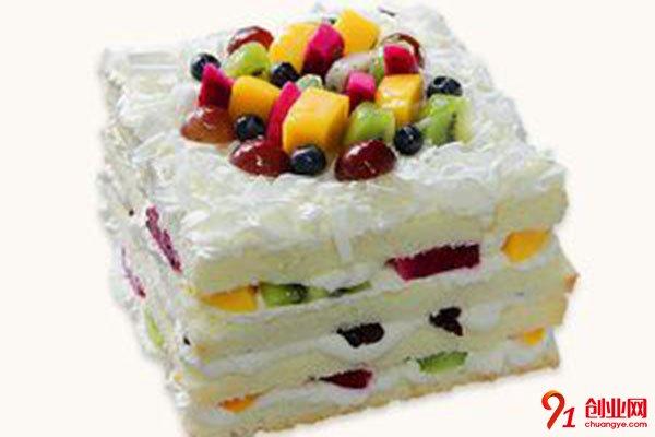 果立方蛋糕加盟流程