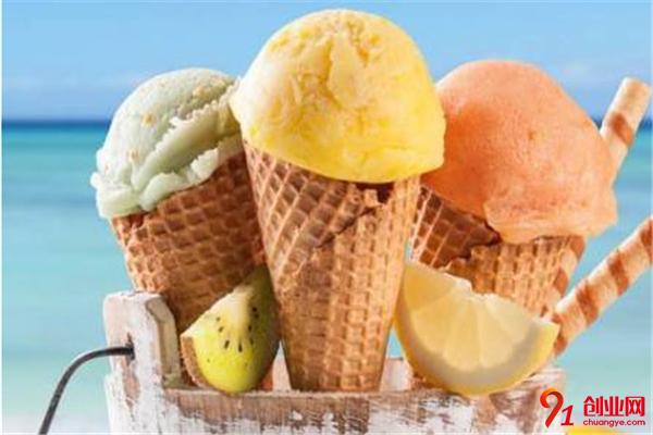 辛巴客冰淇淋加盟介绍