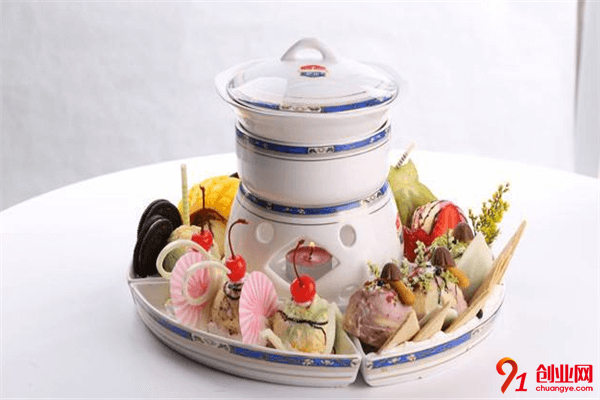 萨伦意大利风味冰淇淋店加盟品牌介绍
