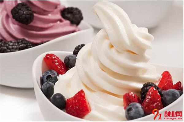 艾可冰淇淋加盟流程