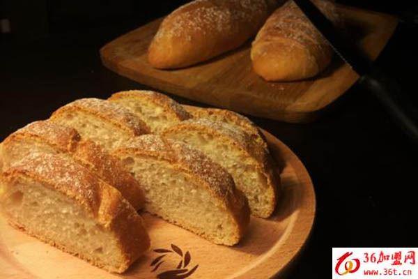 香百丽面包加盟流程