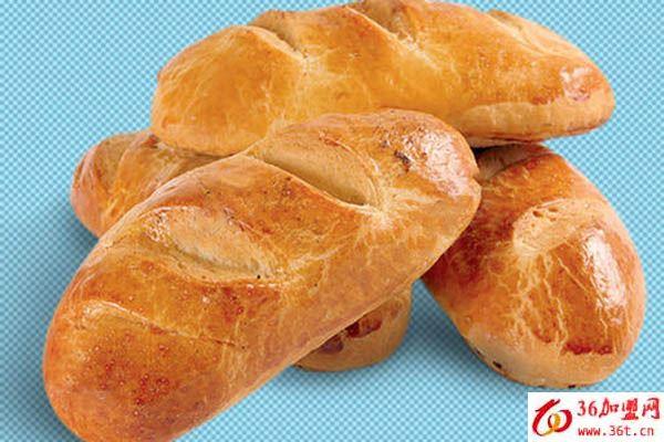 大磨坊面包房加盟