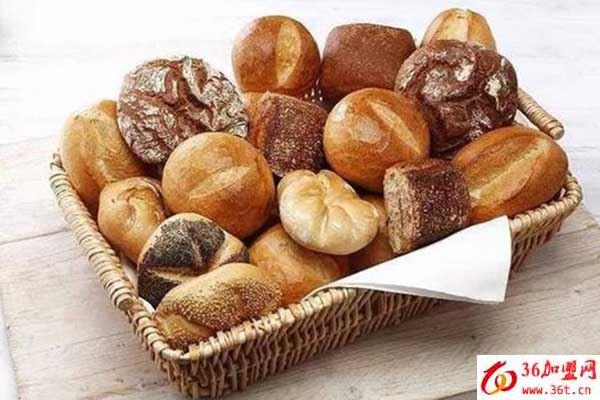 香八方面包坊加盟