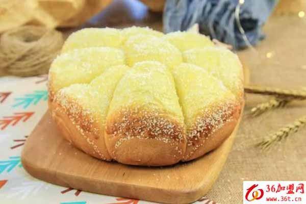 金蝶轩面包加盟流程