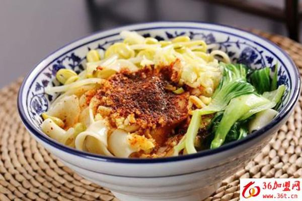 京小面快餐加盟流程