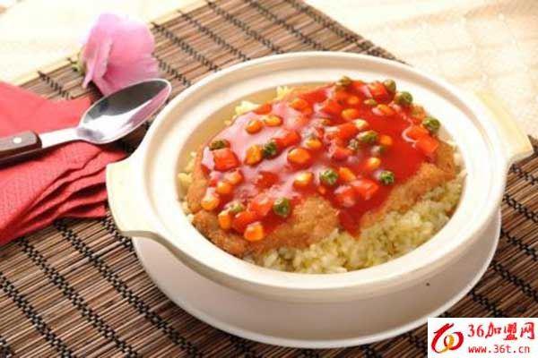 面香居中式快餐加盟条件
