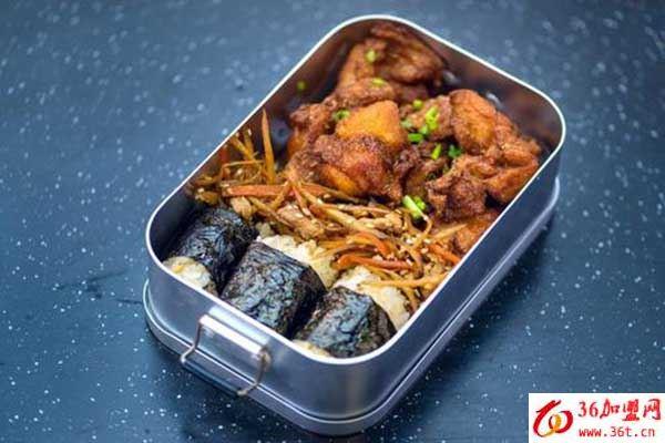 面香居中式快餐加盟流程