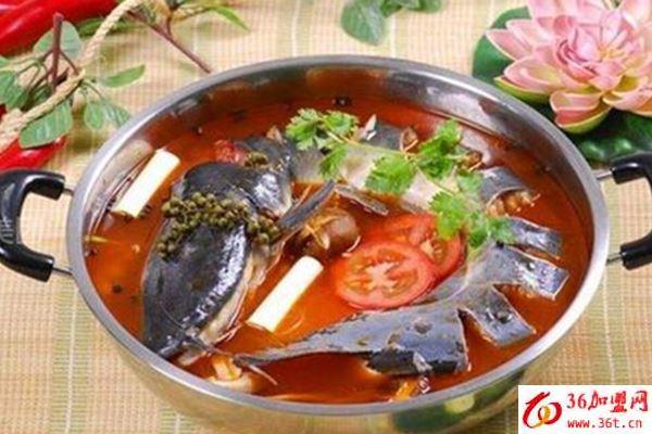 丽江龙记斑鱼庄加盟流程