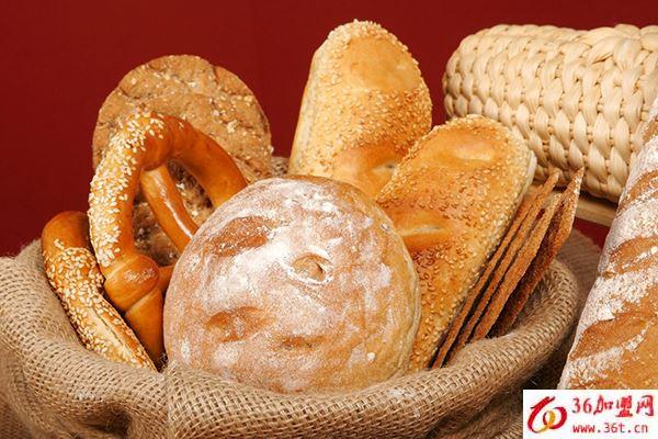 汉密哈顿面包加盟条件