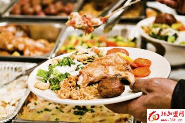 Foodmap自助餐加盟