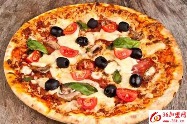 仙q披萨加盟