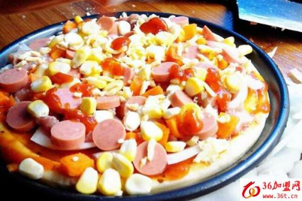哈贝撒披萨加盟流程