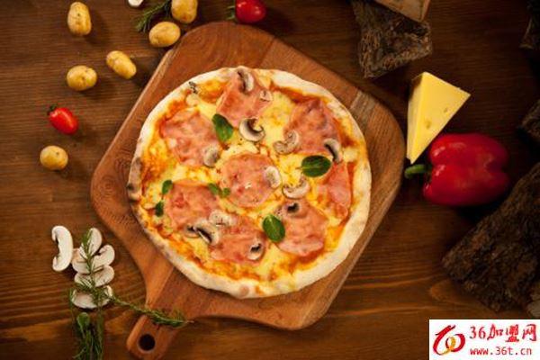 哈贝撒披萨加盟